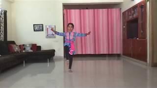 Bahubali | Jata kataha song | Dance by Hasini