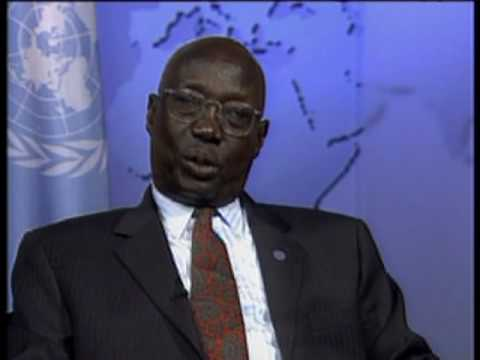 Interview with UN Special Adviser Francis Deng on the Prevention of Genocide