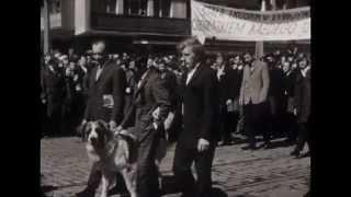 """Stary Cyfrowy Szczecin #5 """"1 maja 1971"""""""