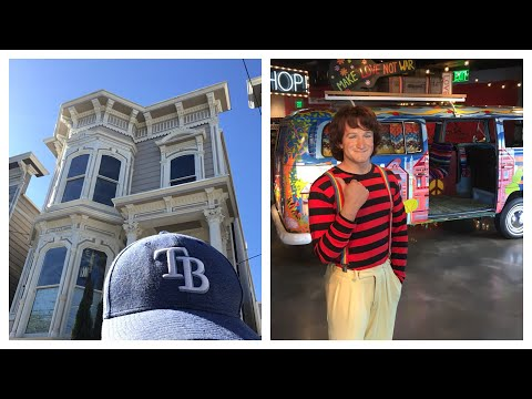 'FULL HOUSE' demolished TANNER HOME from TV series Mrs. Doubtfire 1993 Film Location and Much More