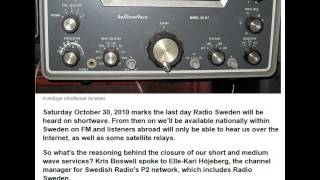 Mediascan - Sweden calling DX
