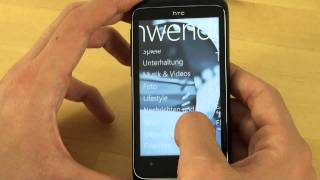 Windows Phone 7 Test - Teil 2