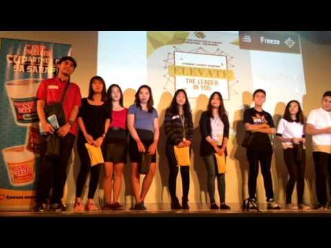 Student Leadership Seminar 2016