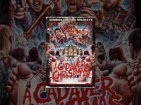 a cadaver christmas 25 days of christmas horror horrorbuzz - A Cadaver Christmas