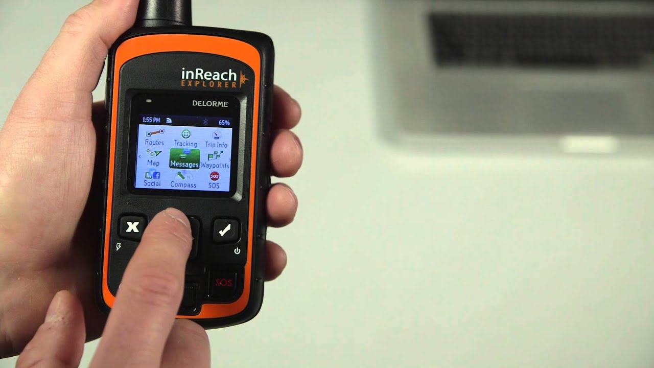 Panbo: The Marine Electronics Hub: Garmin inReach Explorer  ...