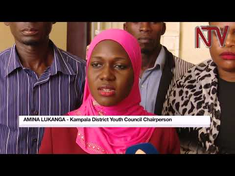 Former Kampala youth chairperson flees with office keys after impeachment