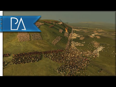 MACEDON SURROUNDED! - Ancient Empire Total War Mod Gameplay