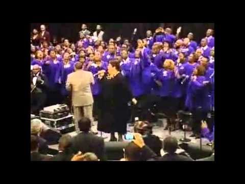 AIM 2011 COGIC International Mass Choir feat  Kurt Carr and Chrystal Rucker