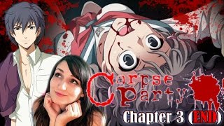Kizami is Drop DEAD Hunkalicious!! - Corpse Party Chapter 3 (Part 3 - END) Let's Play