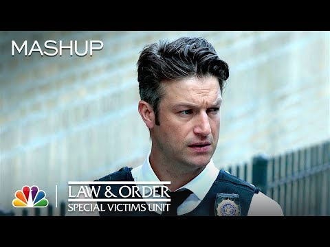 Law & Order: SVU - Carisi Keeps It Real (Mashup)