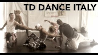 Birthday & Breathe On Me at TD Dance Italy - @brianfriedman Choreography