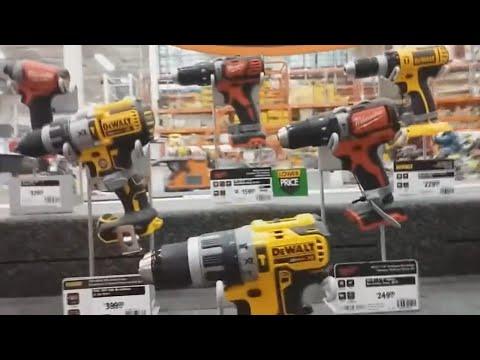 Tour Pela Loja HOME Depot - Canada