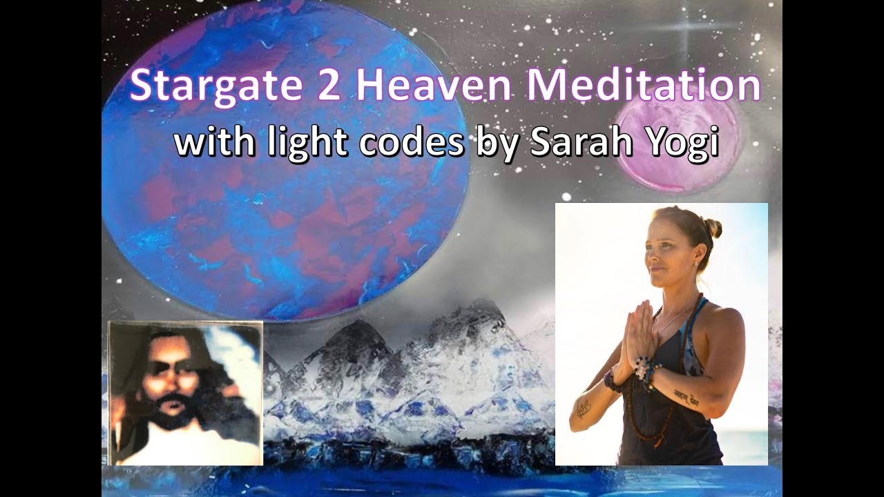 Stargate Meditation with Light Languages and Codes for Starseed DNA and Light Body Activation