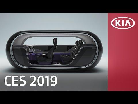 Tech film - R.E.A.D. System | CES 2019 | Kia