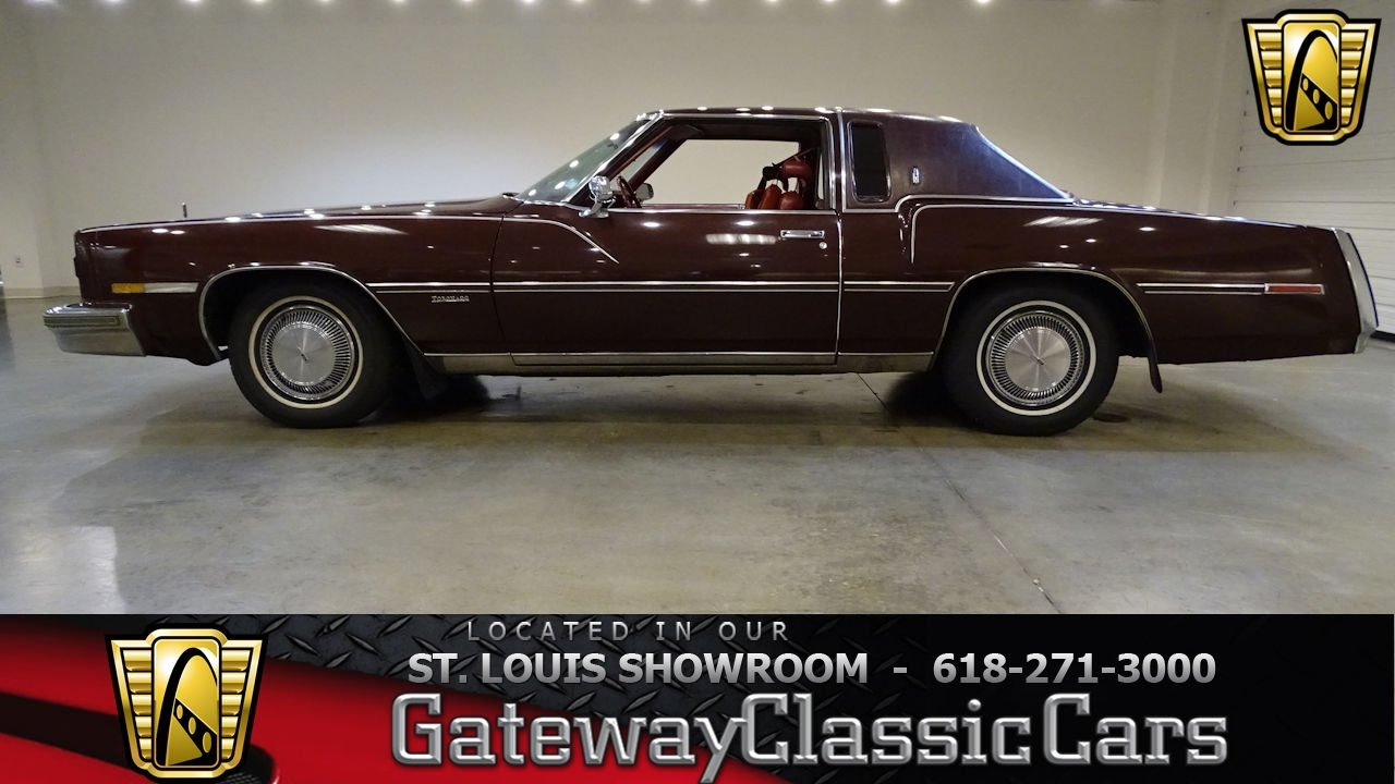 1978 oldsmobile toronado stock 7180 gateway classic cars st louis showroom youtube. Black Bedroom Furniture Sets. Home Design Ideas