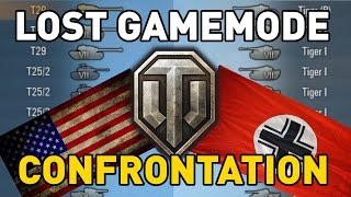 World of Tanks -  Lost Gamemode - Confrontation