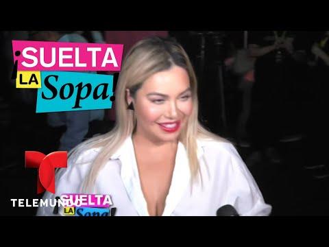 Chiquis Rivera reacciona ante acusaciones de amenaza | Suelta La Sopa | Entretenimiento