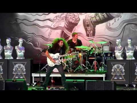 Coheed and Cambria - @ Rockstar Energy Drink Uproar Festival at Molson Amphitheatre
