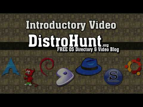 Introduction to DistroHunt