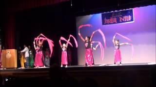 Itni si hansi - kids performance -  IAKC 2014