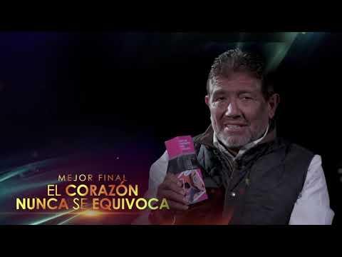 GANADOR Mejor FINAL de los Favoritos del Público, Premios TVyNovelas
