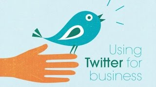 Social Media Marketing Tutorial - How to Promote Your Business on Twitter