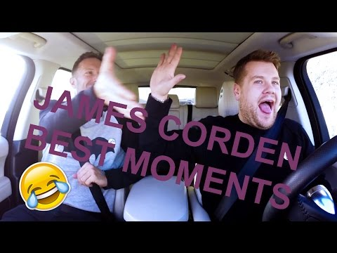 Thumbnail: JAMES CORDEN BEST MOMENTS