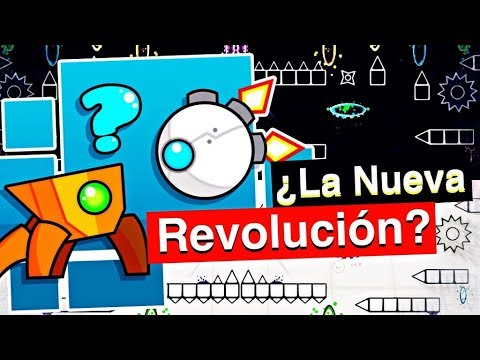 ¿La 2.2 será la Nueva Revolución en Geometry Dash?