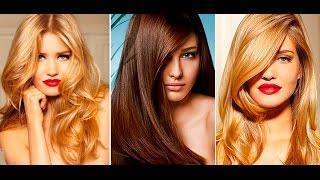 видео Макияж для девушек с русыми волосами