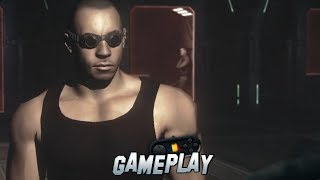 The Chronicles of Riddick: Assault on Dark Athena PC Gameplay