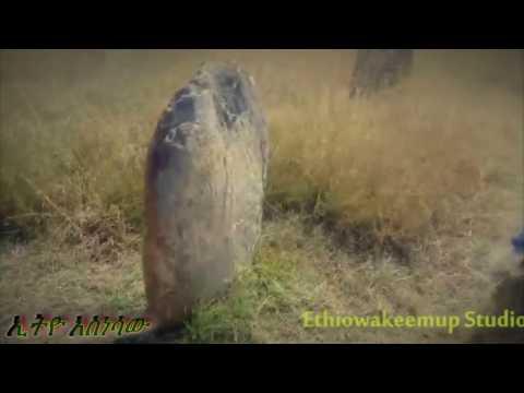 ጥያ የፈለግ ድንጋይ (Ancient Tiya Cosmological Stones Structures In Ethiopia)