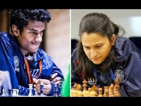 Vantika Agarwal shows how to defeat a GM