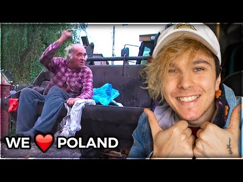 REACTION TO WE LOVE POLAND
