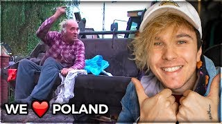 REACTION TO WE LOVE POLAND COMPILATION ! INSTAGRAM → @tommy.craze h...