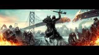 Dawn of the Planet of the Apes Soundtrack - 18 Planet of the End Credits