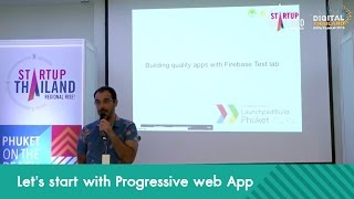 Building quality apps with Firebase Test Lab and Android Studio 2.0