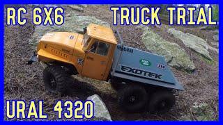 Scale Modell Truck Trial West Deutsche Meisterschaft in Brechen