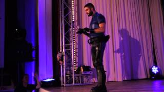Mr. Leather Europe Contest 2012