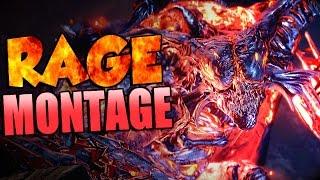 Dark Souls 3 Ringed City DLC - Rage Montage