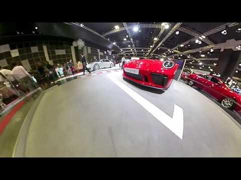 Singapore Motor Show 2018