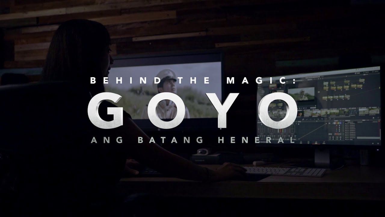 Behind the Magic: Goyo | Jerrold Tarog  | Paulo Avelino | Art Acuña | Epy Quizon | TBA Studios