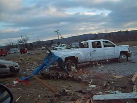 tornado mountainview arkansas