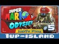 Sherm-A-Tize Me Cappin'! - Super Mario Odyssey w/ Yoshi-1up [Part 5] (Nintendo Switch)
