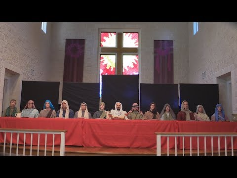 Living Lord's Supper Presentation