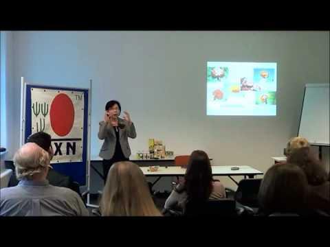 Jane Yau's presentation in Vienna    9 December 2012 1