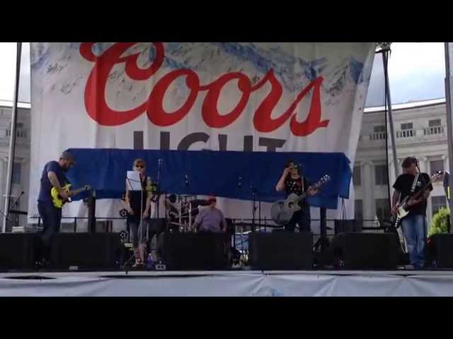 SWAY by Wendy Clark Band - live 2015 People's Fair