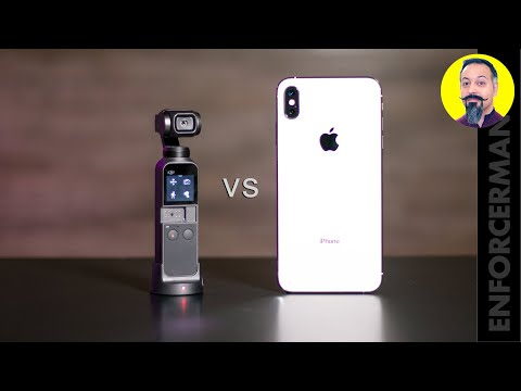 Osmo Pocket Vs IPhone Xs Max? Is There A Clear Winner?