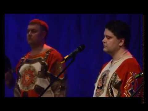 Ансамбль народной музыки ВАТАГА. Юбилейный концерт 2014г.