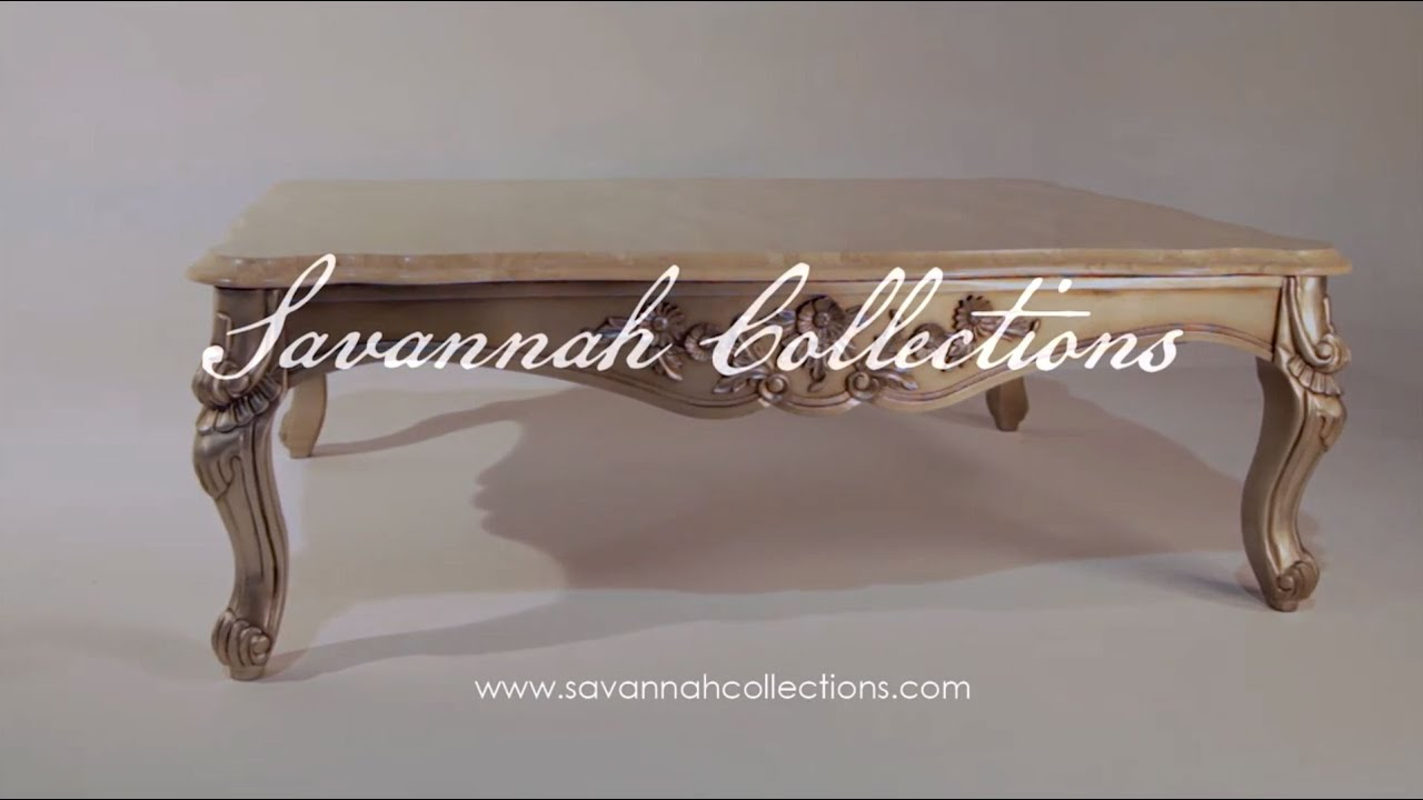 Italian Furniture   Canterbury Coffee Table By Savannah Collections    Thomasville