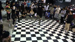 Desert Warfare - Break Dance Battles - The Furious Styles Crew (Sick Break Dancing Kids!)